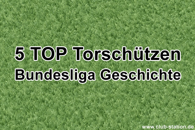 Torschützen Bundesliga
